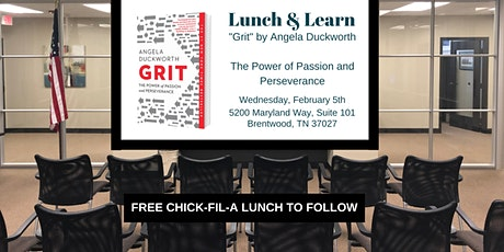 Lunch & Learn - February 2020 tickets