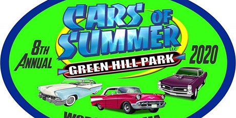 Cars of Summer Car Show & Family Fun tickets
