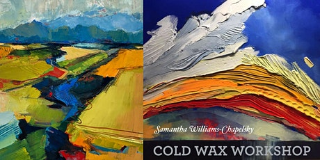 Cold Wax Landscape • Oil Painting Workshop by Samantha Williams-Chapelsky 2020 tickets