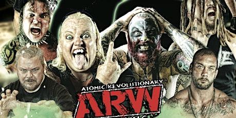 Atomic Revolutionary Wrestling - Shamrock N Brawl 4 tickets