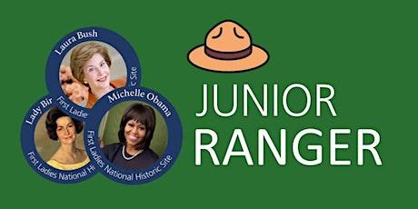 Junior Ranger: The First Garden tickets