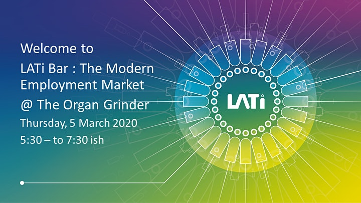 LATi Bar: The Modern Employment Market image