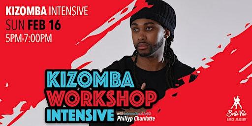 Kizomba Workshop Intensive - with International Artist Phillyp Chanlatte (Salsa, Bachata, Kizomba)