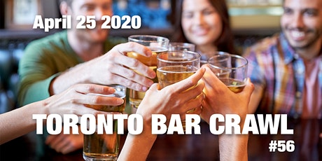 Toronto Bar Crawl #56 tickets