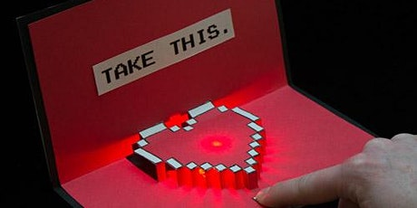 Paper Circuits and Bibliocircuitry: Where Arts and Crafts meets Electricity tickets