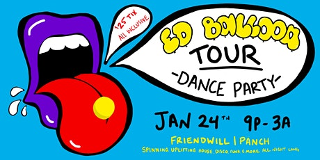 Ed Balloon's Tour Dance Party! tickets