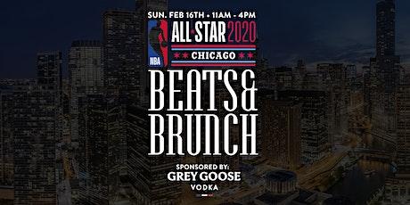 Beats x Brunch  - NBA All Star Weekend tickets