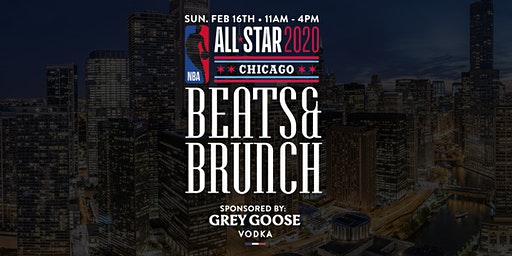 Beats x Brunch  - NBA All Star Weekend