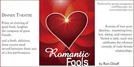 Romantic Fools tickets