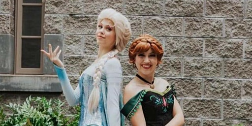 Join Elsa & Anna Into The Unknown featuring Kristo