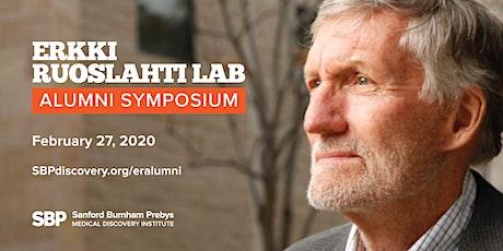 Ruoslahti Lab - Alumni Symposium tickets