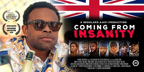 A London Premiere Of Coming From Insanity Film tickets