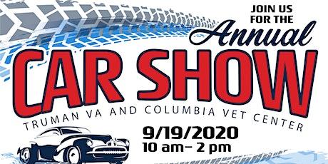 Truman VA/Vet Center 2020 Car Show tickets