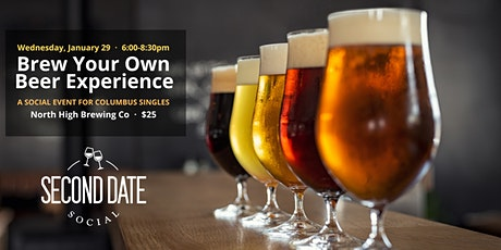 Brew Your Own Beer Experience for Singles tickets