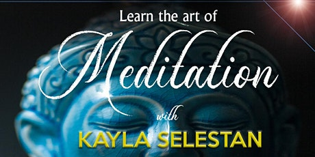 The Art of Meditation Presented by Ebony Healing tickets