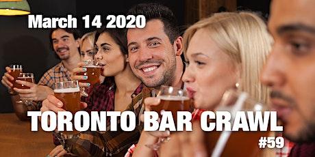 Toronto Bar Crawl #59 tickets