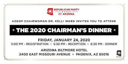 2020 Chairman's Dinner