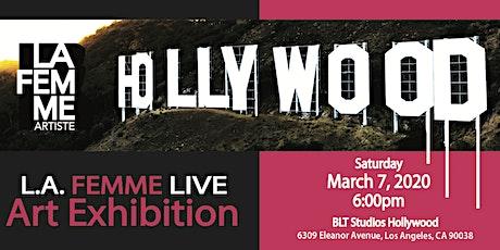 L.A. Femme LIVE tickets