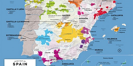 Wines of Spain Saturday Class 3pm tickets