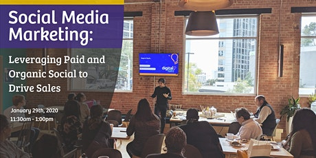 Social Media Marketing - Lunch and Learn at Spaces! tickets