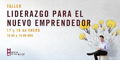 Taller: Liderazgo para el Nuevo Emprendedor | Puebla, Puebla boletos