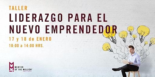 Taller: Liderazgo para el Nuevo Emprendedor | Puebla, Puebla