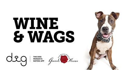 Wine & Wags tickets