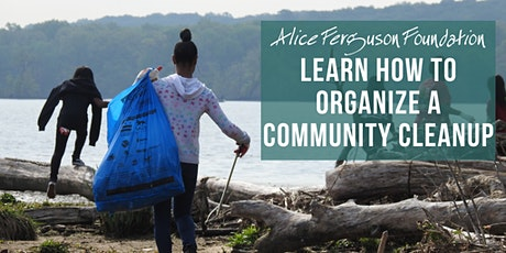 Potomac Cleanup Leader Training - Oxon Cove Park tickets