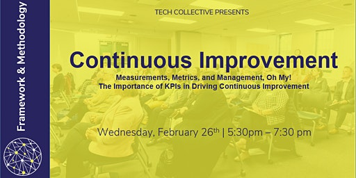Measurements, Metrics, and Management, Oh My!  The Importance of KPIs...