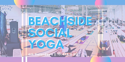 Beachside Social Yoga