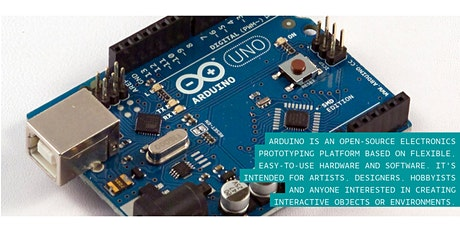 Introduction to Arduino Workshop tickets