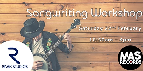 Songwriting Masterclass & Networking Event tickets
