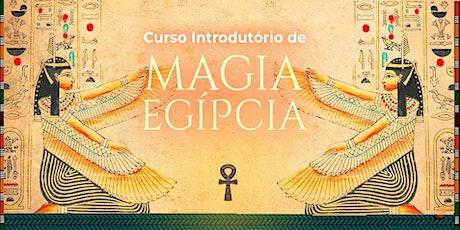 Curso Introdutório de Magia Egípcia ingressos