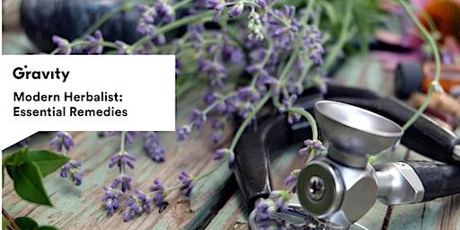Modern Herbalist: Natural Remedies