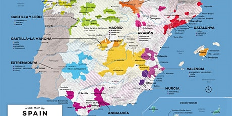Wines of Spain Saturday Class 530pm tickets