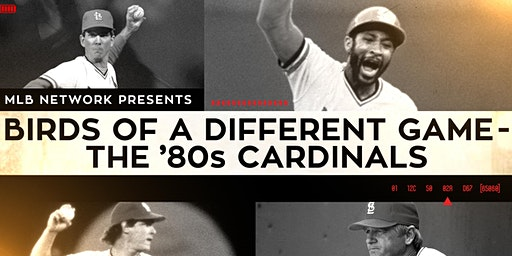 Birds of a Different Game: The 80's Cardinals