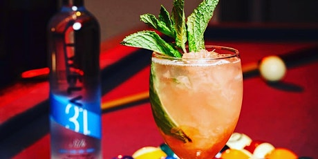 MIXOLOGY CLASS IN GEORGETOWN tickets