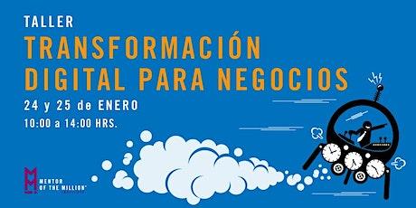 Taller: Transformación Digital para Negocios | Puebla, Puebla boletos