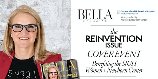 BELLA's Reinvention Issue Cover Event, featuring Mel Robbins