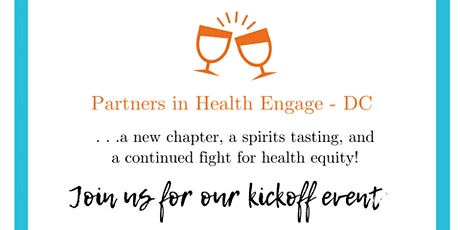 Spirits Tasting with Partners in Health Engage DC tickets