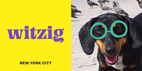 An event for dachshunds and their people, by Witzig tickets