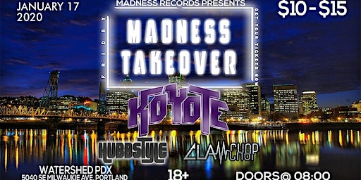Madness Records Presents: Madness Takeover