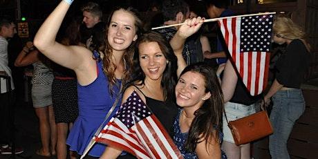 San Diego Nightclub Crawl | Independence Day Club Crawl tickets