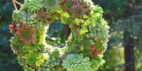 Living Door Wreath - Spring Workshop *Date Change due to Covid-19* tickets