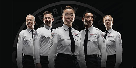 Newmarket Job Fair: We're hiring Security Guards & Mobile Supervisors! tickets
