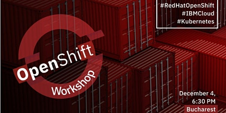 OpenShift on IBM Cloud Workshops tickets
