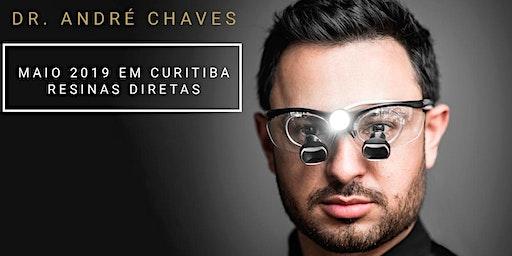 Dr . André Chaves - Facetas em Resinas Composta