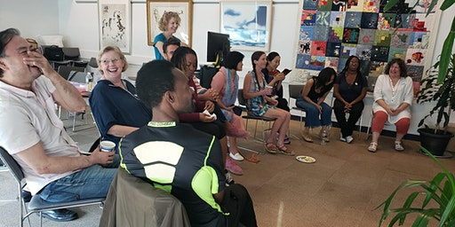 Teaching Artist Training on L.I., New York State Creative Aging Initiative
