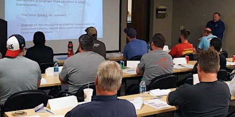 Arc Flash Safety Training-May 2020-Sept Reschedule tickets