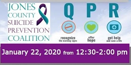 QPR (Question, Persuade, Refer) Suicide Prevention Training